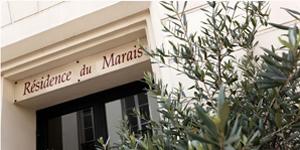 Résidence du Marais